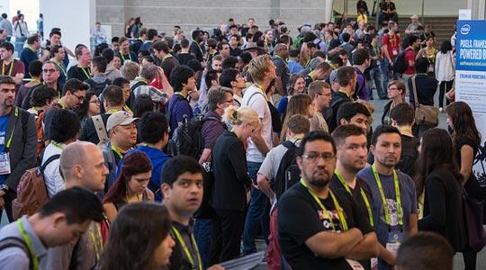 SIGGRAPH 2015 Crowd