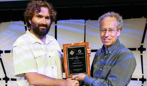 SIGGRAPH 2015 Award Winner Fredo Durand