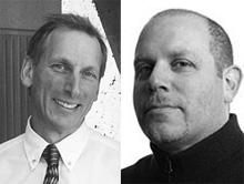 Brian Wyvill and Evan Hirsch
