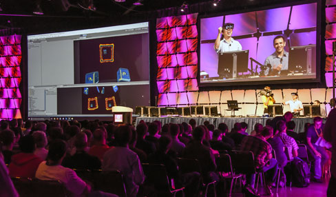 SIGGRAPH 2016 Real Time Live!