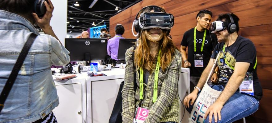 SIGGRAPH 2016 VR