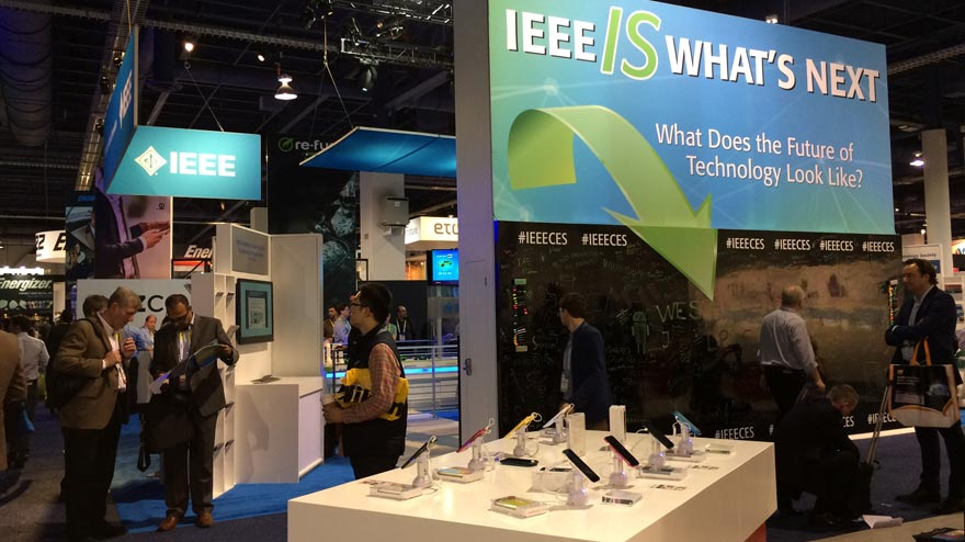 IEEE at CES