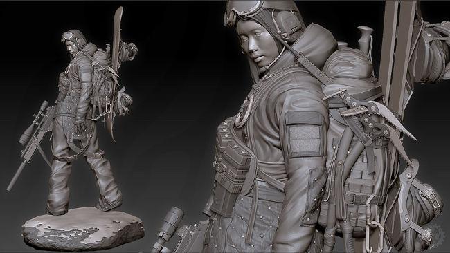 Spotlight On Art Interview With Video Game Artist Joseph