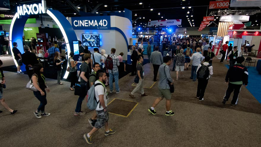 SIGGRAPH 2014 Exhibition