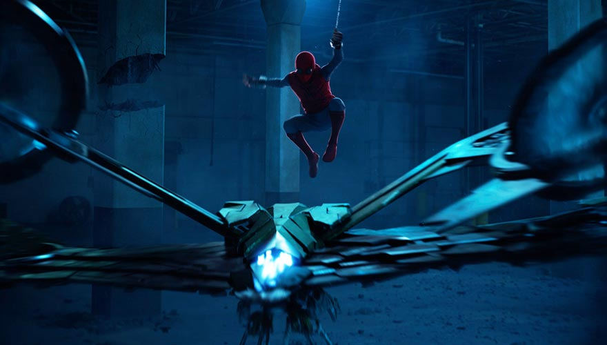 Spider-Man film still
