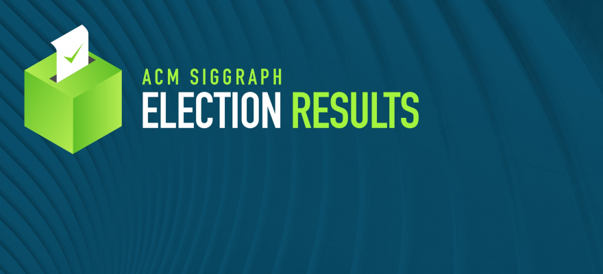 ACM SIGGRAPH Election Results