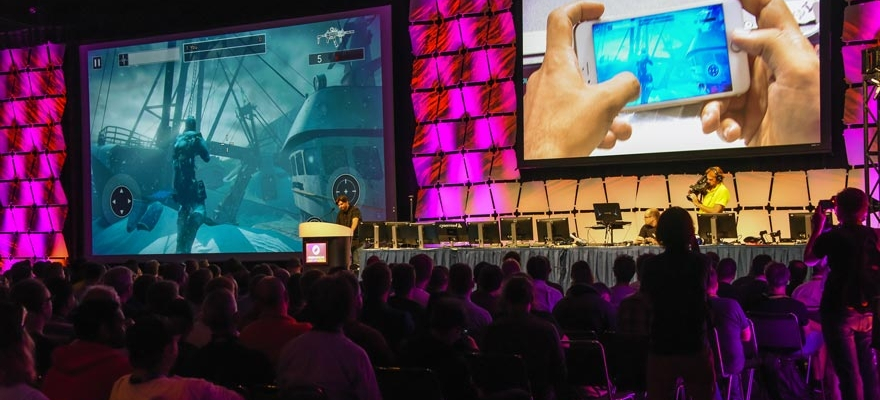 SIGGRAPH 2016 Real-Time Live!
