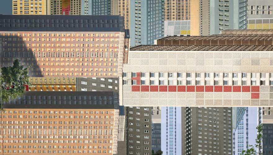 Apotheosis of Glasgow High-rises