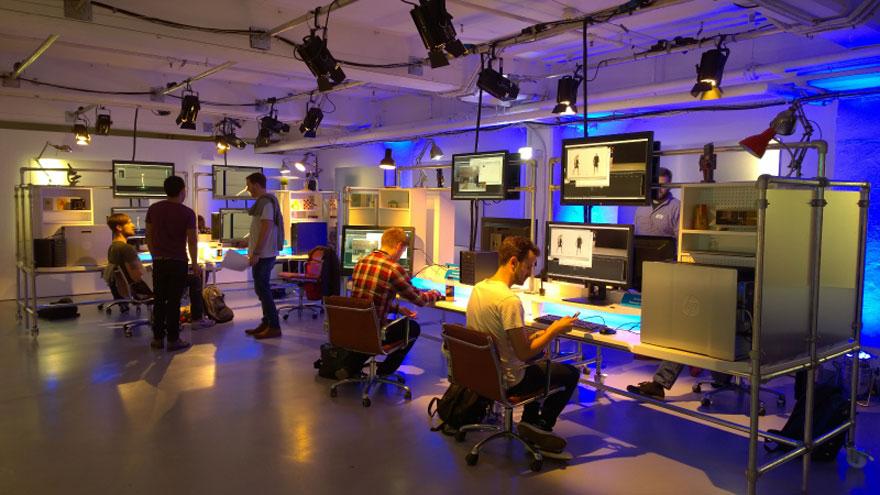 London ACM SIGGRAPH BYOA event.
