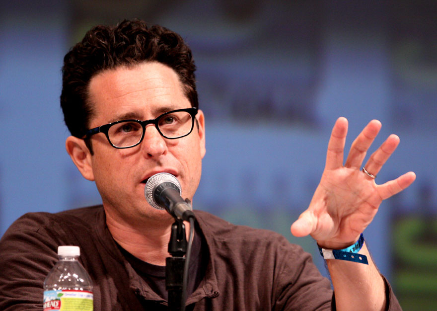 JJ Abrams at Comic Con 2010.