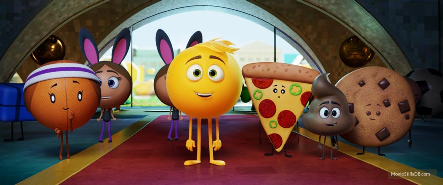 Still from The Emoji Movie