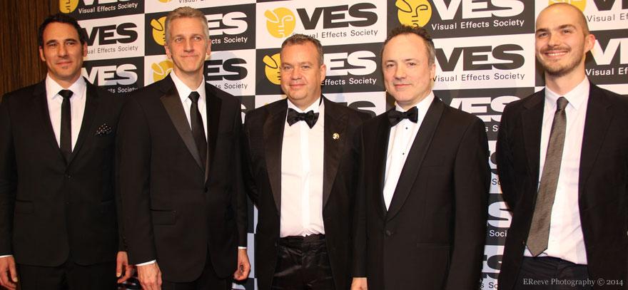 VES Award Winners
