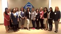 ACM-W meeting group photo
