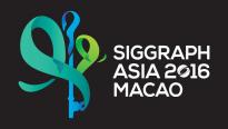SIGGRAPH Asia 2016 logo