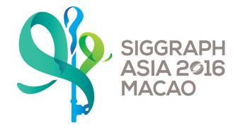 SIGGRAPH Asia 2016