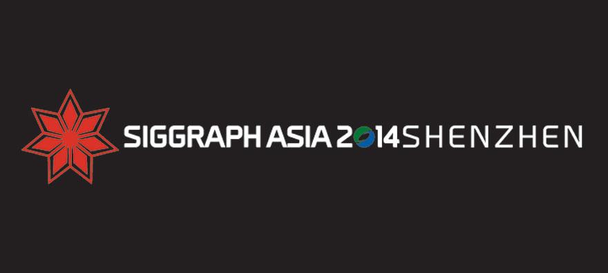 SIGGRAPH Asia 2014 Logo