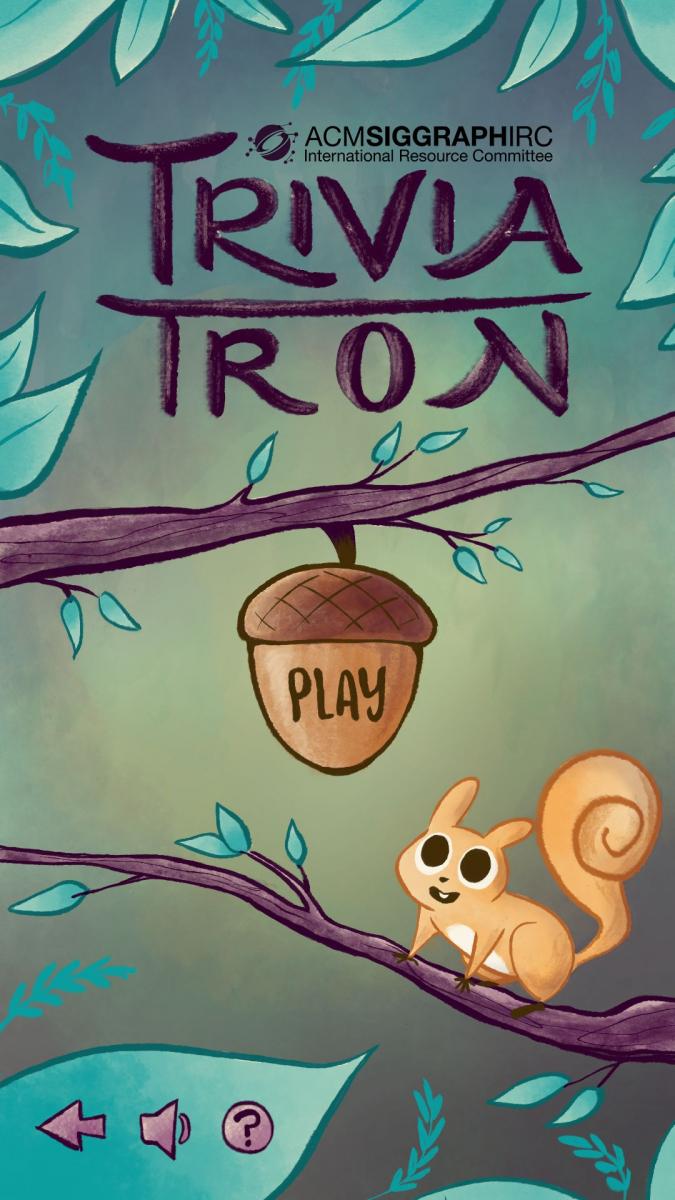 Triviatron game
