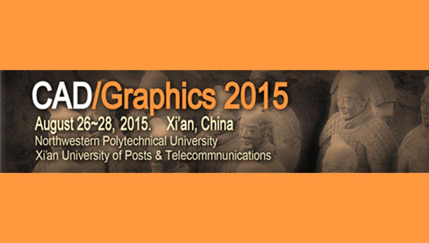 CAD/Graphics 2015