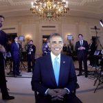 Paul Debevec 3D scans President Obama