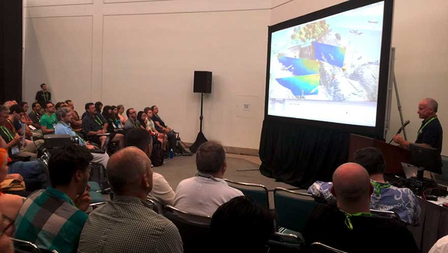 Cartographic Visualization BOF at SIGGRAPH 2015