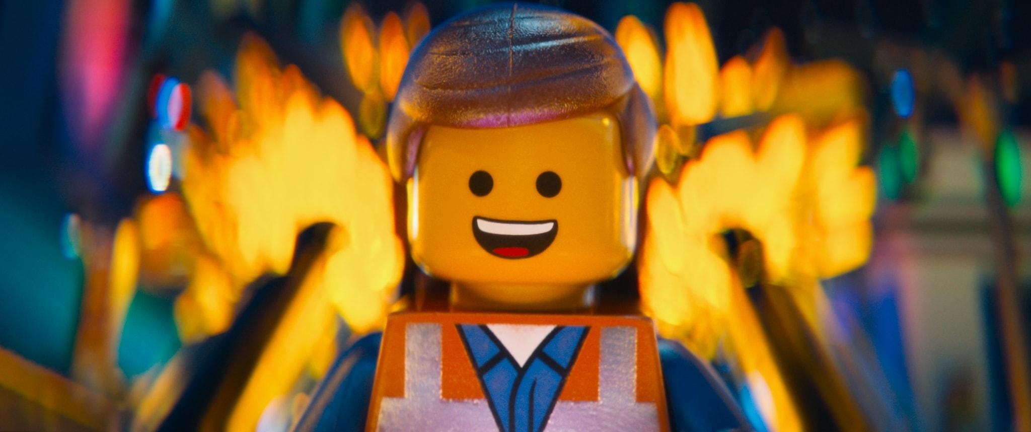 The Lego Movie image courtesy of Animal Logic
