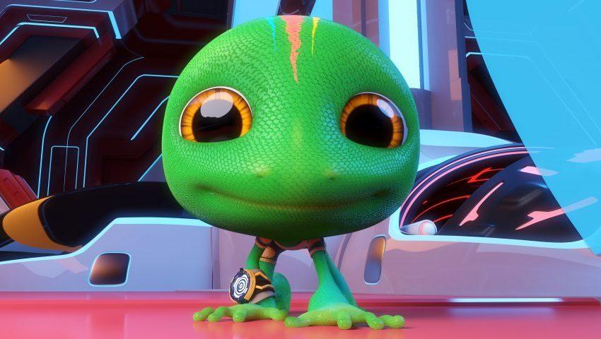 """""""Frogeck"""" Mascot"""