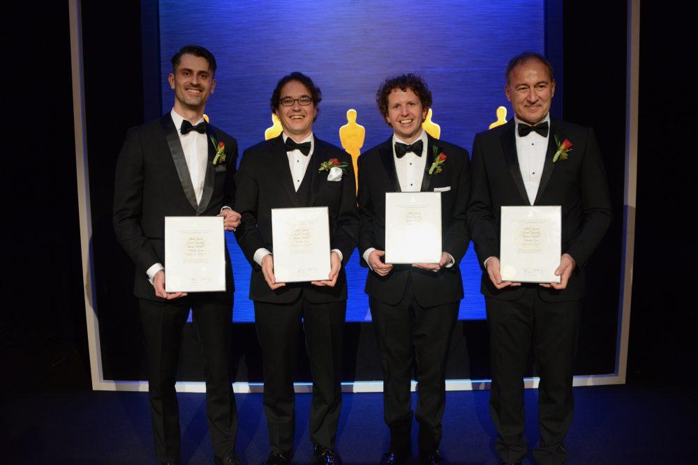 Medusa Technical Academy Award Winners