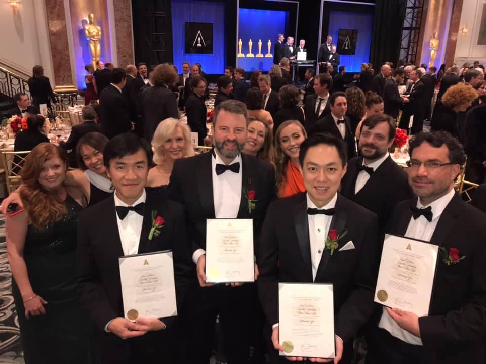 Sci-Tech Oscar Honors Revolutionary Facial Capture System