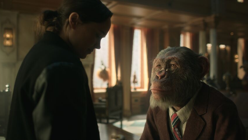 A Look at the Emmy-nominated VFX of Netflix's 'The Umbrella Academy'
