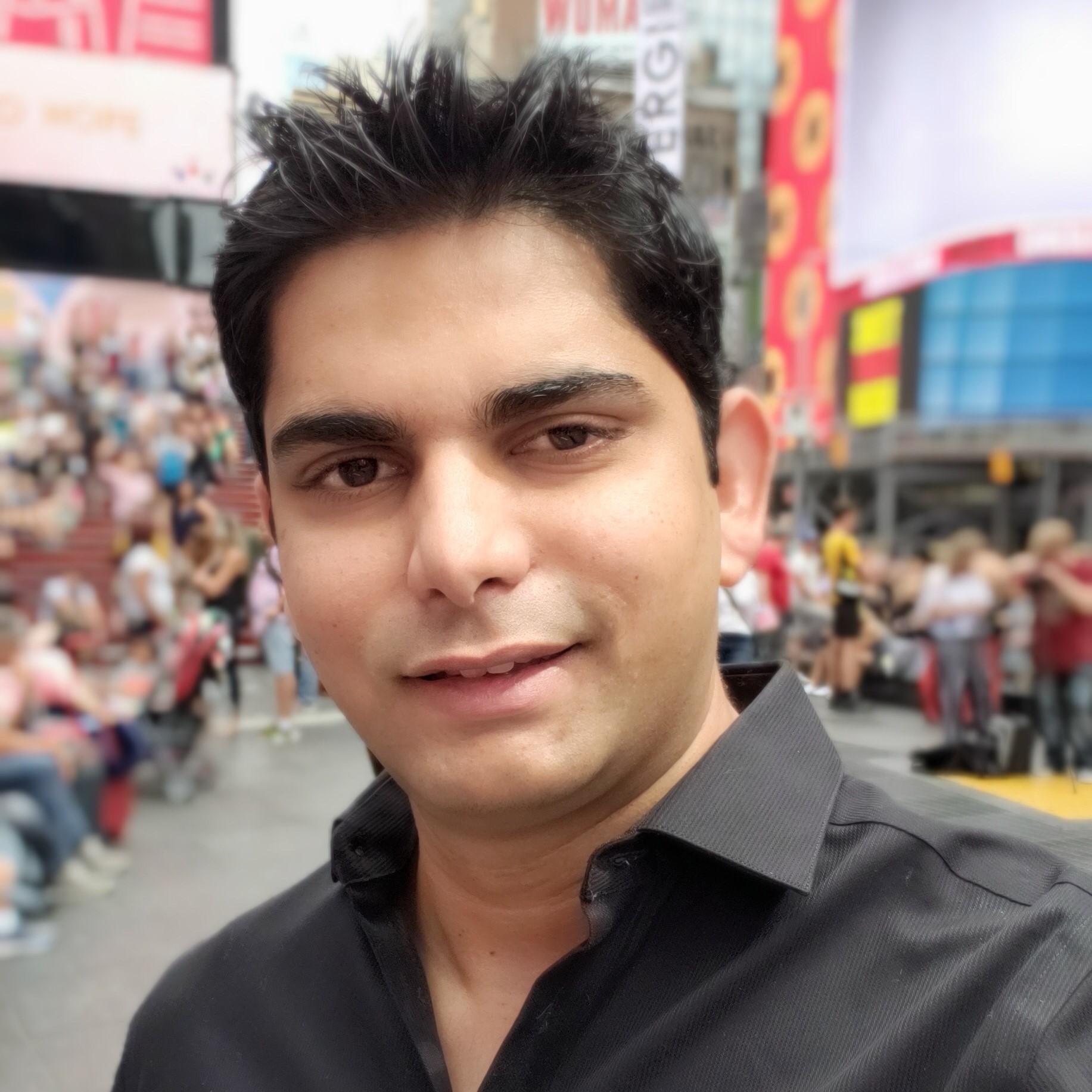 Shehzan Mohammed